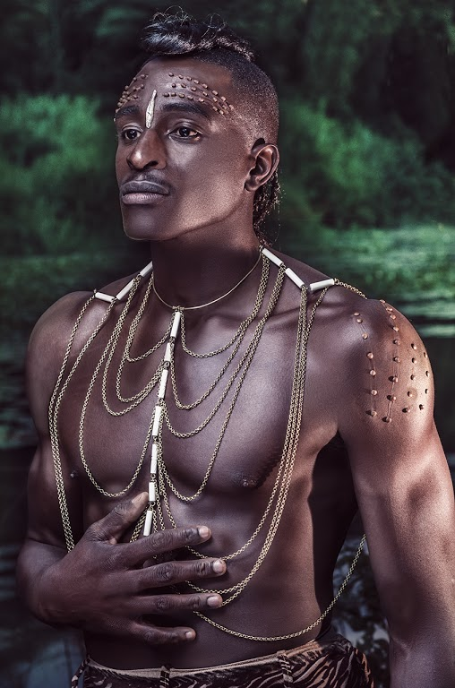 JungleVazi-Traditional Look (1)