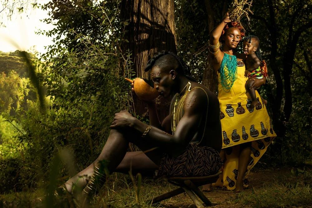 JungleVazi-Traditional Look (10)