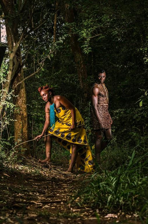 JungleVazi-Traditional Look (2)
