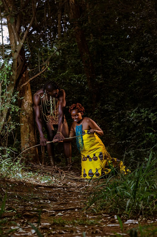 JungleVazi-Traditional Look (3)