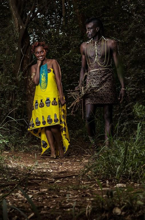 JungleVazi-Traditional Look (4)