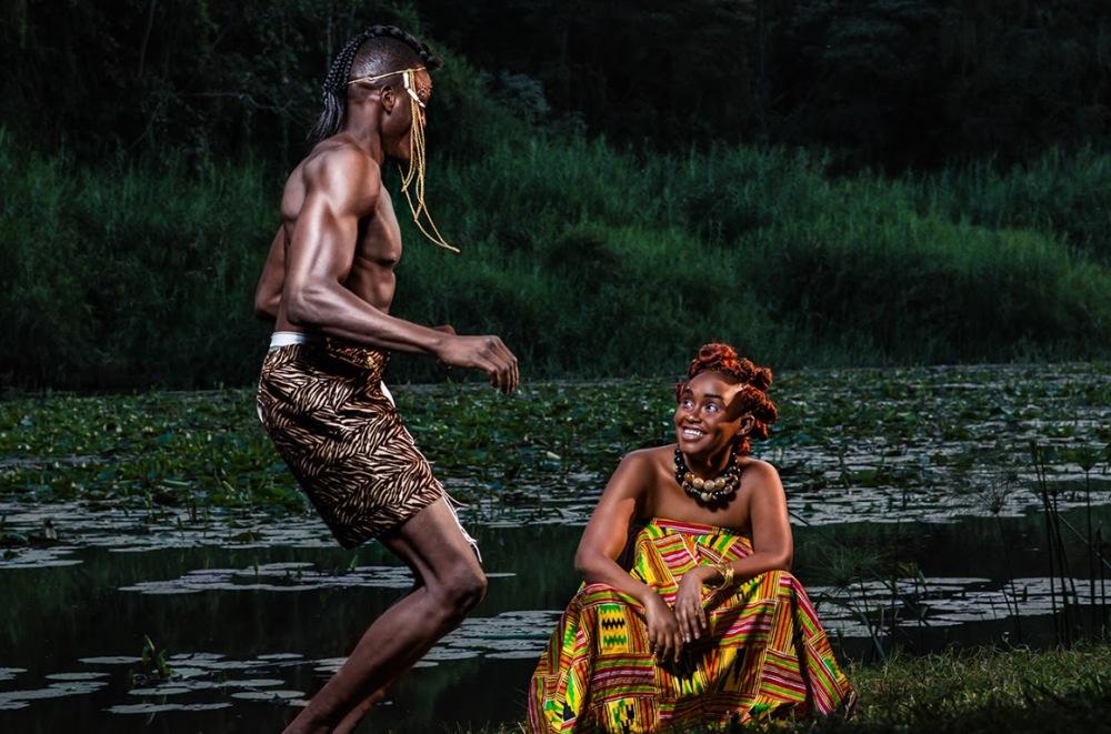 JungleVazi-Traditional Look (9)